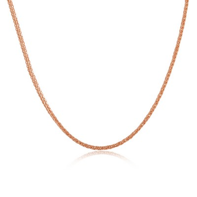 18K/750 Rose Color Gold Gold Necklace