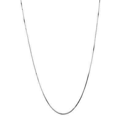 18K/750 White Color Gold Gold Necklace